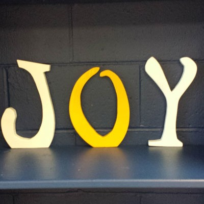 Joy in slices…